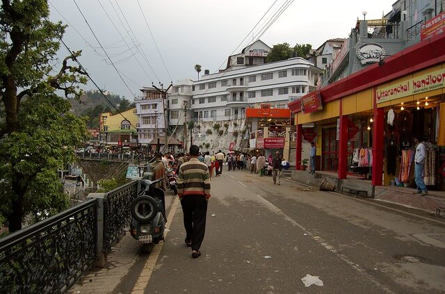 Mall-Road-mussoorie