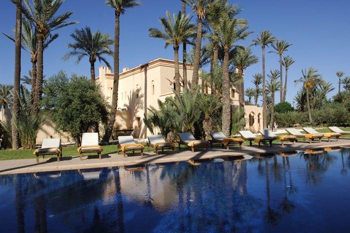 Jnane Tamsna Villa – Marrakech – Morocco