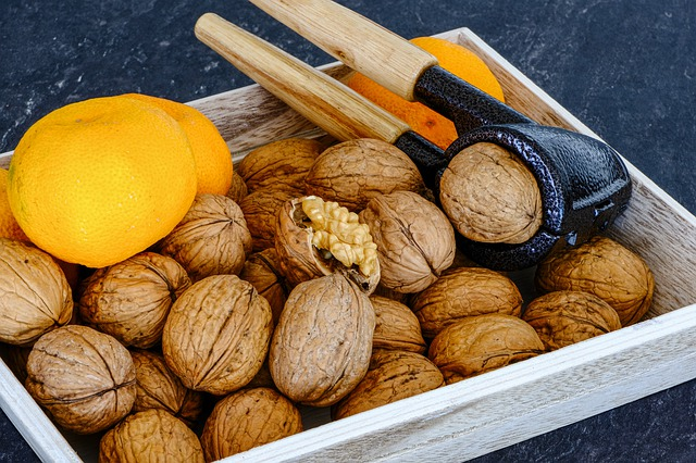 Walnuts bowl of the world: Arslanbob